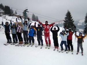 Obozy narciarskie w Austrii (2)